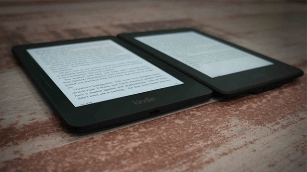 Primerjava med Kindle Paperwhite in Kindle Voyage