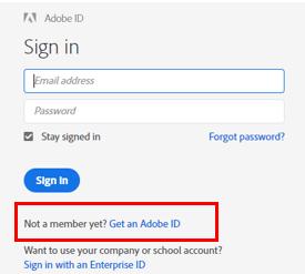 adobe-registracija