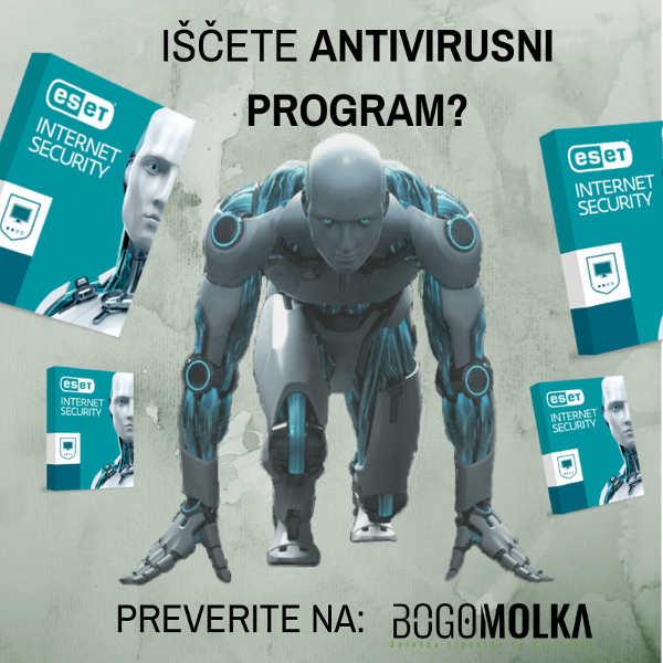 Vrhunski antivirusni programi za odstranjevanje virusov na spominskih karticah, USB ključkih in tudi trdih diskih