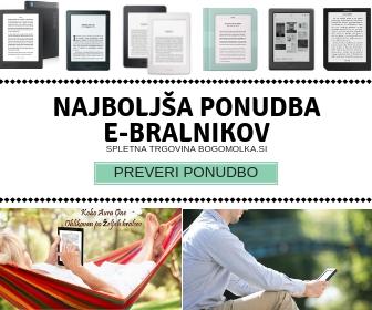 Trgovina z e-bralniki Bogomolka.si