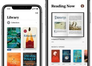 iBooks za Apple naprave