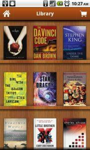 Knjižnica za Android naprave