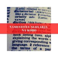 e bralniki v sloveniji in slovarji